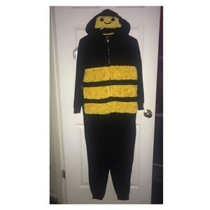 xhilaration bee onsie